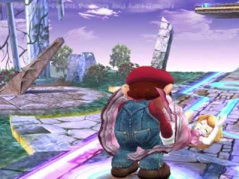 Funny Super Smash Bros Brawl Snapshots (Extra Pervy)