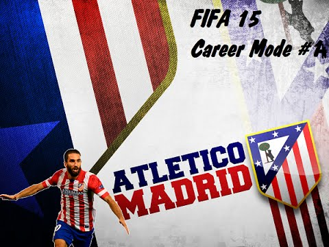 FIFA 15 - Atletico Madrid CO-OP Career Mode - Episode 4 - Madrid Derby Mayhem!!!