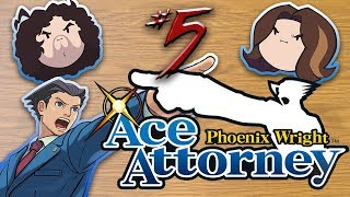 Phoenix Wright - 5 - Grossberg