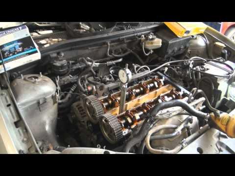 Troca correia dentada focus XR. Motor Zetec 2.0 16V