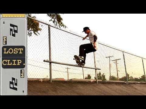 Tyler Hendley Lost & Found Skateboarding Clip #155