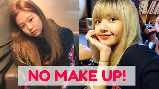 No Make-Up BLACKPINK!