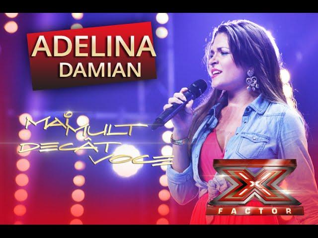 """Smiley feat. Uzzi - """"În lipsa mea"""". Intepretarea Adelinei Damian, la X Factor!"""