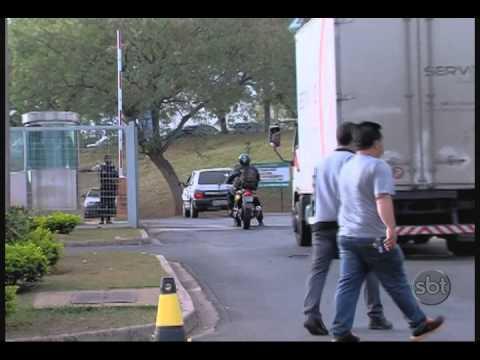 SP: Quadrilha invade fábrica da Samsung e rouba 40 mil produtos