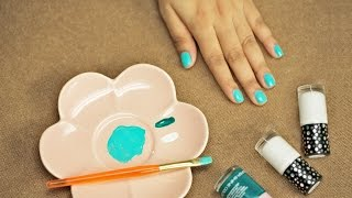 How To Make Your Own Nail Polish At Home | Customize Your Nail Colour