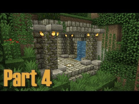 ▶ Minecraft Jungle Temple