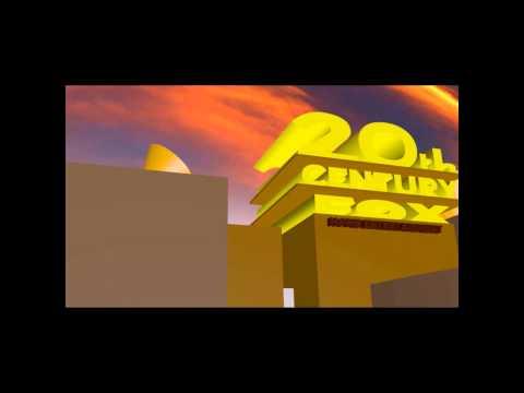 20th Century Fox Home Entertainment Logo Blender Youtube video