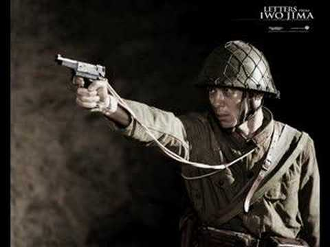 Letters From Iwo Jima Main Title (Theme Song) with Pics