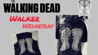 Walker Wednesday/DIY Daryl Dixon's Vest