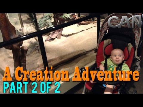 A Creation Adventure Part 2 - Creation Astronomy Now