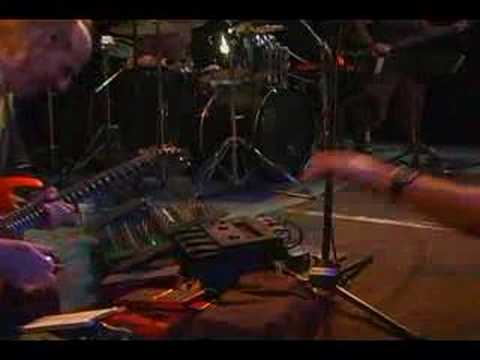 Adrian Belew 'Thela Hun Ginjeet' Charlotte 2005 First Power Trio