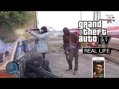 GTA 4 Real Life - Three Leaf Clover