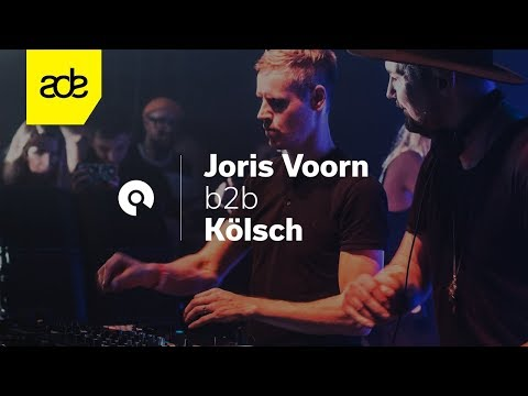 Joris Voorn b2b Kölsch @ ADE 2017 - Spectrum x Audio Obscura (BE-AT.TV)