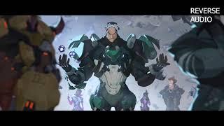 Overwatch Sigma - Reverse clips
