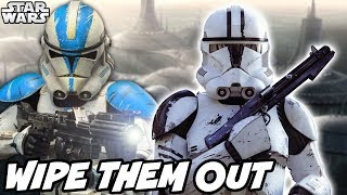 Why the 501st Secretly KILLED Their Own Brothers on Kamino - Star Wars Explained