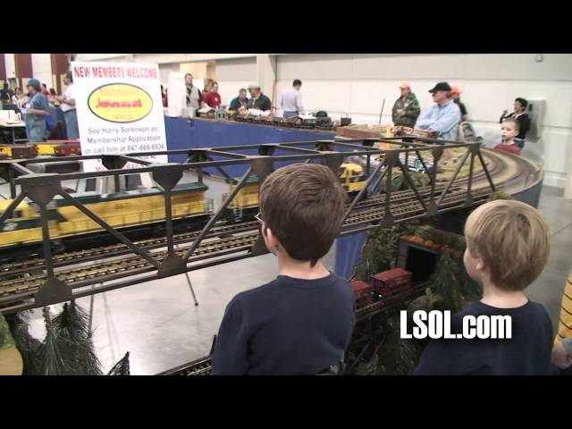 Garden Trains: MidWest Rails Large Scale Modular Group
