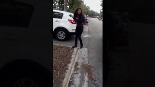 girlfriend cheating on boyfriend, gets caught in the act..