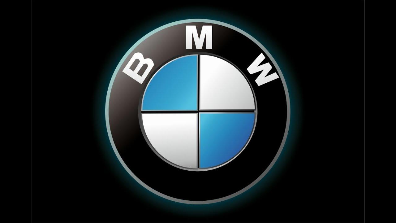 CorelDraw Tutorials: Speed Drawing BMW logo - YouTube