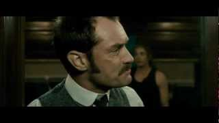 Sherlock Holmes: A Game of Shadows train scene HD