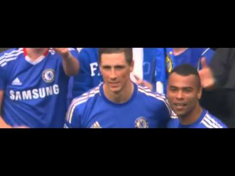Amazing Goal by Fernando Torres vs Everton (Home) 12-13 HD 720p