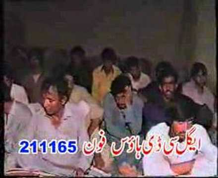 Pashto Song Damsaz Marwat Sandera video
