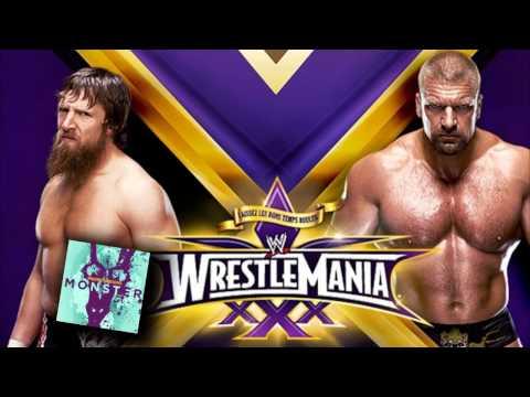 WWE: Daniel Bryan VS Triple H Wrestlemania 30 Promo Song