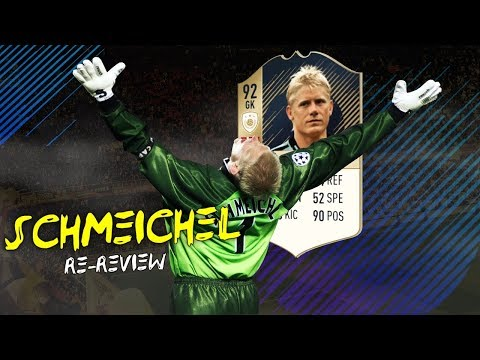 AFTER UPDATE ** FIFA 18 - PRIME ICON SCHMEICHEL (92) PLAYER RE-REVIEW