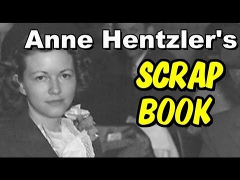 Final Chapter in series - includes ending credits. Anne Hentzler kept a scrap book on the early years of SCC. They had been in her attic for close to 50 yrs ...
