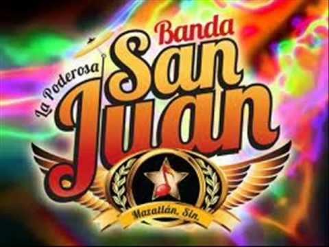 La poderosa banda San Juan El antes y el despues Con Letra