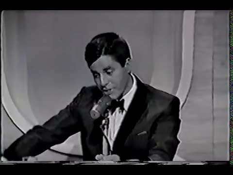 Jerry Lewis hosts the Tonight Show 1962 (part 1)