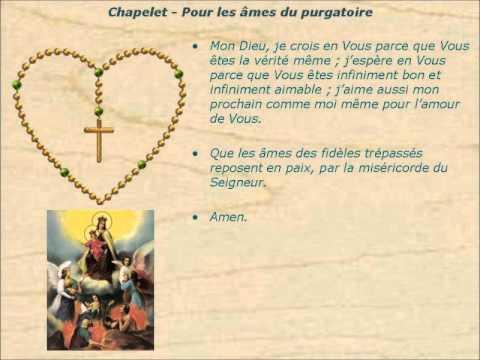 Neuvaine pour préparer la Toussaint pour les âmes du Purgatoire (24 / 1er Novembre) Hqdefault