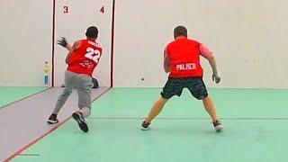 Zerega B doubles FINALS.. Jomar & Chullo VS The Cory's