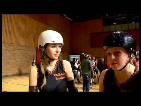British Roller Derby Championships (tier 1) 2015   - Hosted by Tiger Bay Brawlers