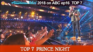 "Download Lagu Caleb Lee Hutchinson sings ""Amazed"" GETS GIRLS SCREAMING  Prince Night American Idol 2018  TOP 7 Gratis STAFABAND"