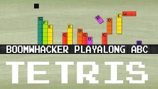 Tetris 1 - ABC - Boomwhackers
