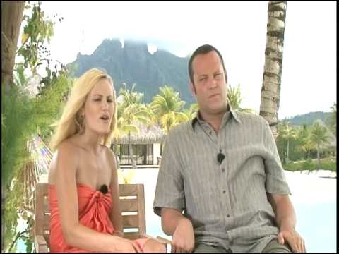 Interview with Vince Vaughn and Malin Akerman