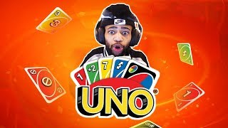 DAEQUAN'S HILARIOUS UNO ADVENTURE!
