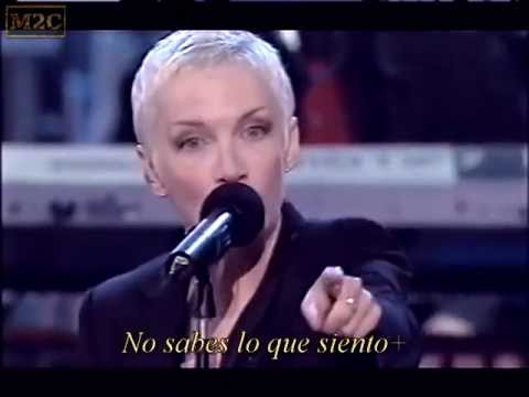 Annie Lennox - Why (subtitulos en espa&Atilde;&plusmn;ol, live)