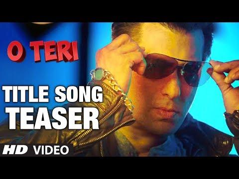 O Teri Title Song Teaser | Salman Khan, Pulkit Samrat, Bilal Amrohi, Sarah Jane Dias