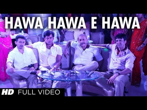 hawa Hawa E Hawa Full Song | Chaalis Chauraasi (4084) | Feat. Naseeruddin Shah, Kay Kay Menon video