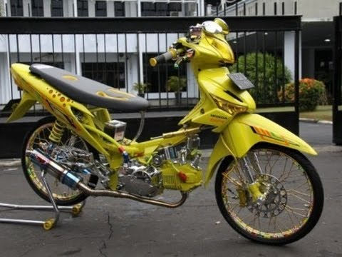 ide modifikasi supra x 125