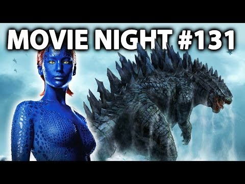 GODZILLA vs. X-MEN! (Movie Reviews)