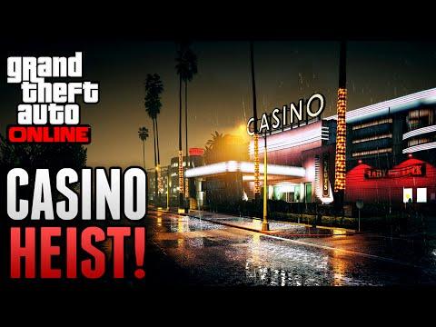 GTA 5 Online - NEW CASINO HEIST MISSION LEAKED! (GTA 5 Online DLC News)