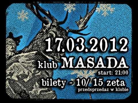 ZIOMOWY TOUR  / KRAKÓW / MASADA / 17.03.2012- promo movie.wmv