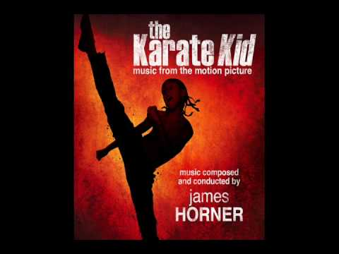 16 Dres Gift and Apology - James Horner - The Karate Kid