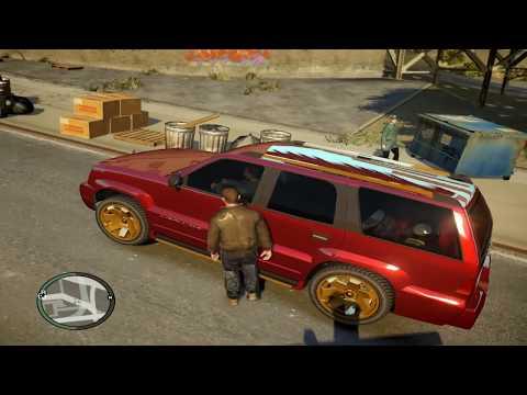 Grand Theft Auto IV | Gráficos Ultra Realistas!