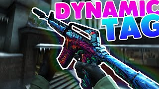 DYNAMIC CLAN TAG TUTORIAL (CS:GO)