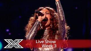 Download Lagu Nicole Scherzinger's diva mash-up! | Live Shows Week 3 | The X Factor UK 2016 Gratis STAFABAND