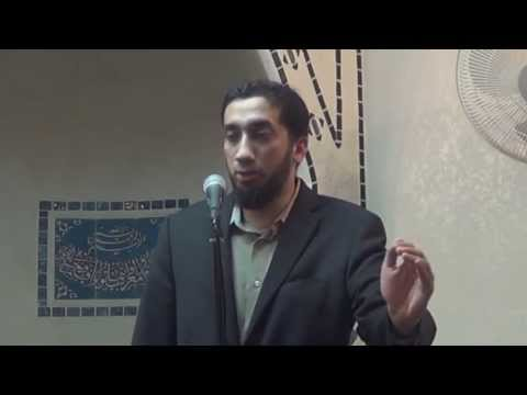 Nouman Ali Khan - Story Of The People Of The Cave (surah Al-kahf) video