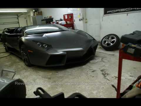 Lamborghini Reventon Roadster Replicaworldnews World